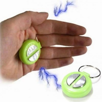 New Electric Shock Hand Shake Buzzer Practical Joke Laugh Funny April Fool Prank