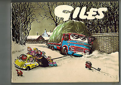 GILES CARTOON ANNUAL No. 18 from 1964
