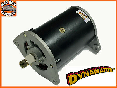 Alternator To Dynamo Conversion DYNAMATOR Negative Earth 45a Replaces Lucas C42
