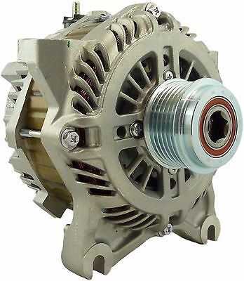 High Output 350 Amp NEW Heavy Duty Alternator Ford F550 F450 F350 Super Duty V10