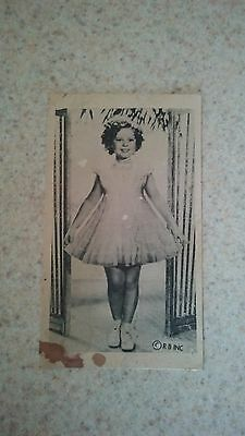 Vtg Shirley Temple Cinderella Frock Clothing Tag