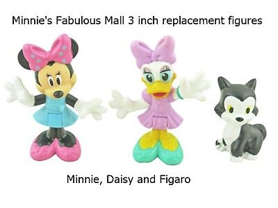New Fisher-Price Disney Minnie's Fabulous Mall Replacement Figures