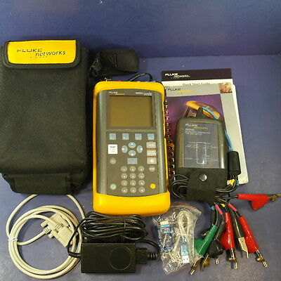 Fluke Networks 990DSL 990-V CopperPro Loop Tester with TN2100 Far End Device