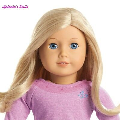 NEW AMERICAN GIRL #22 TRULY ME Doll with Light Skin,Blond Hair,Blue Eyes