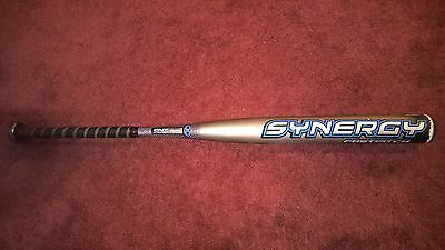 Easton Synergy CNT Scn1b 33/23 -10 ISF Fastpitch Composite Softball Bat
