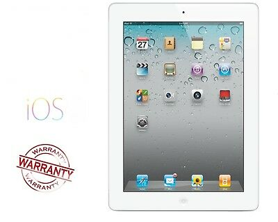 Apple iPad 3rd Generation 16GB, Wi-Fi9.7in -White Tablet Free Ship