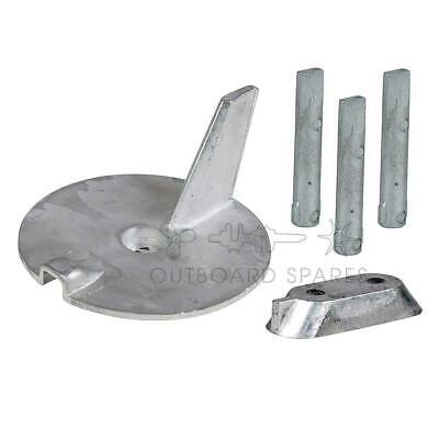 Yamaha Anode Kit for F40hp Outboard