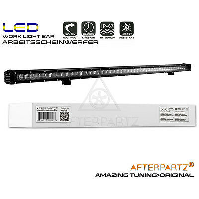 """AFTERPARTZ SW 45"""" LED Arbeitsscheinwerfer Bar PHILIPS Chip 36000LM Combo 6D E50"""