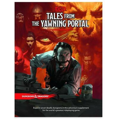 D&D Dungeons & Dragons Tales from the Yawning Portal