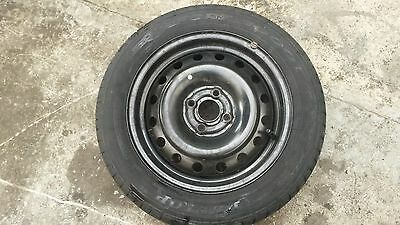 "Mg Tf Spare Wheel Dunlop 15"" 1.6 115 2003"