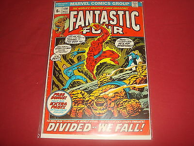 FANTASTIC FOUR #128  Marvel Comics 1972  FN++