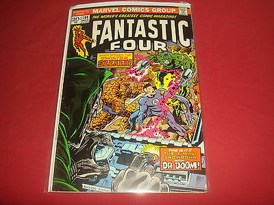 FANTASTIC FOUR #144  Marvel Comics 1974  FN+/VF-