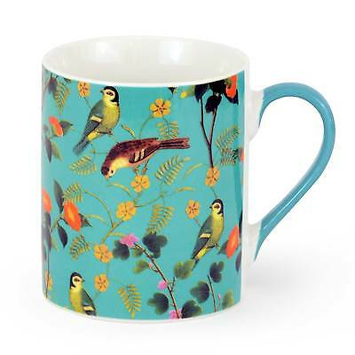 RHS Flora and Fauna Fine China Mug by Burgon & Ball