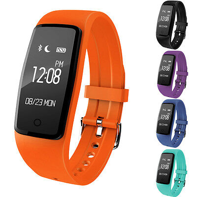 Smart Watch Step Tracker Calorie Counter Bracelet Wrist Band For Android IOS