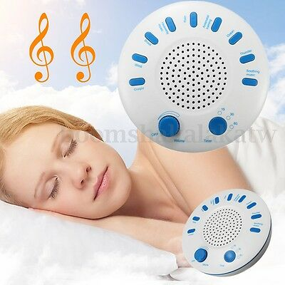 Sleep Relax Sounds Machine Noise Insomnia Solution Nature Peace Songs Therapy