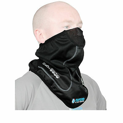 Oxford Chillout 2014 Windproof Neck Tube Motorcycle Motorbike Scooter Balaclava