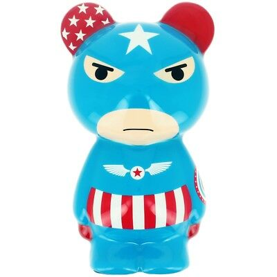 Promobo - Sculpture Figurine Géante Crazy Buddy Avengers Captain America Design