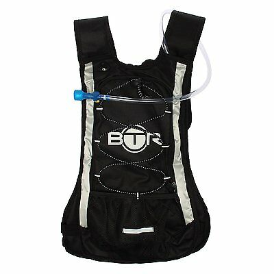 BTR Hydration Pack Backpack 2L Water Bladder Reservoir Cycling Hiking Running