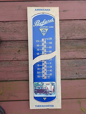 Packard Americana Thermometer
