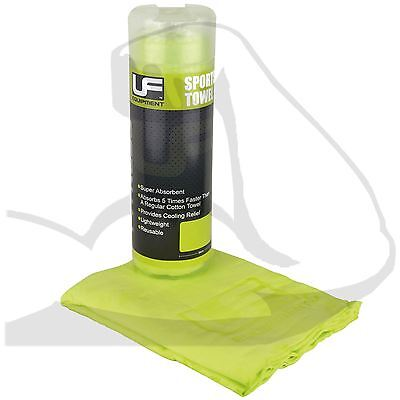 UFE Sports Towel Super Absorbent Microfibre Gym Towel Lightweight Cooling Relief