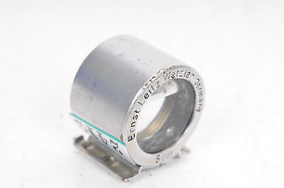 Leica Leitz 5cm SBOOI Brightline Metal Viewfinder Finder 50mm               #412