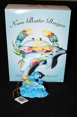 Nora Butler Dolphin Dream II Figure by Westland
