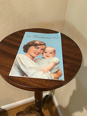 Vintage Booklet * Carnation Company * Your Contented Baby