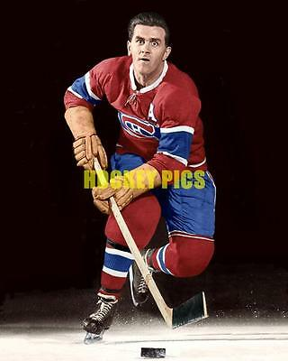Maurice Richard Photo 8X10