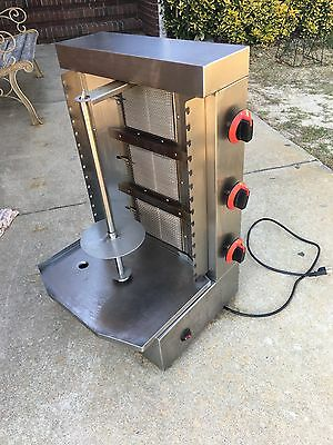 Shawarma Grill Machine Gyro Cooker/ Rotisserie Gas Cooker