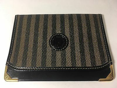 FENDI Business Card / Credit Card Holder Made In Italy