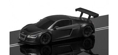 Scalextric 1:32 Scale C3663 Audi R8 Lms Black Slot Car *new* (Wh)
