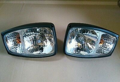 Front Headlights Headlight Head Light  Headlamp Similar To New Jcb  £85 + Vat