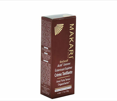 CLEARANCE SALE !!! Makari Lightening Toning Cream with Organiclarine 50ml