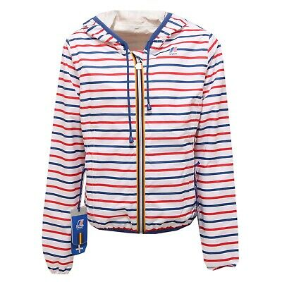 2939S giacca antivento bimba/bimbo K-WAY multicolor jacket kid