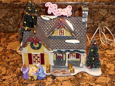 Department 56 The Noel House The Original Snow Village