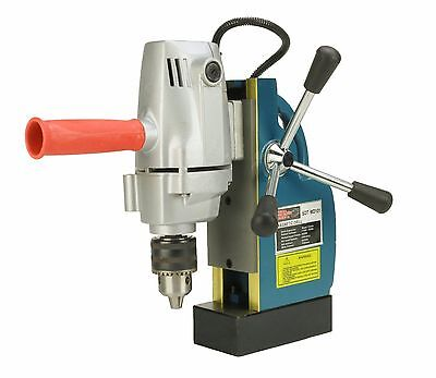 """Steel Dragon Tools® MD13 Magnetic Drill Press 1/2"""" Boring, 1910 LBS Magnet Force"""
