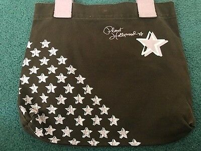 Planet Hollywood Canvas Bag/Purse