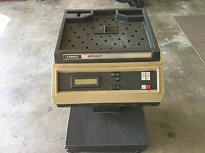 CUMMINS JetSort 3000 COIN COUNTER COIN SORTER