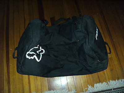 Fox Gear bag lightly used all zippers good
