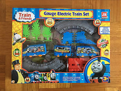 Thomas&Friends Electric Train Track Set Kids Playing Toys Railways Toy
