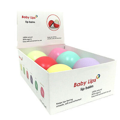 Lip Balm Baby Lips Complete Collection Moisturising Hydrating and Nourishing