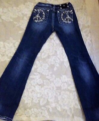 Girls Size 10 Miss Me Jeans