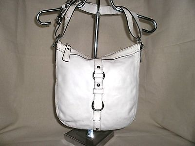 Coach Chelsea Hobo Messenger Crossbody Shoulder Tote Bag Purse F14018