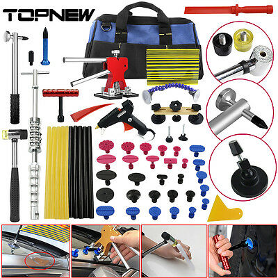 Paintless Automotive Repair Car Ding Dent Hail Hammer Dent Lifter Tools Kit