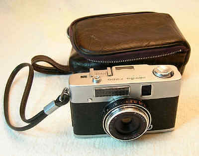Minolta Repo 35mm Half Frame Camera -- VERY hard to find in this condition