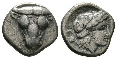 Phokis, Federal Coinage, Triobol - Hemidrachm