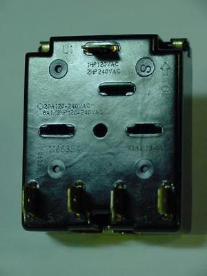 Ge Asr4173-442/1166354 3-Position Rotary Switch 88138