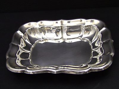 Reed & Barton Sterling Silver Windsor Bon Bon Bowl Dish