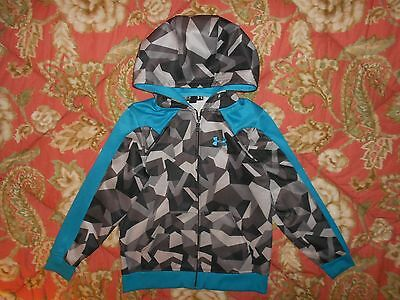 Under Armour Boy's Zip-Up Hoodie Youth Small 8