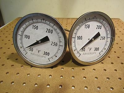 Ashcroft Temperature Gauges